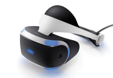 Sony VR device