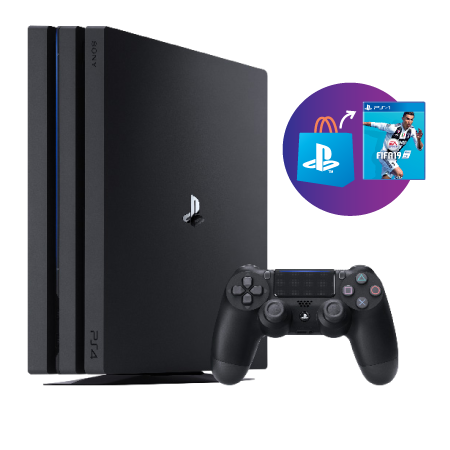 MyRepublic PlayStation 4 Pro GAMER Bundle