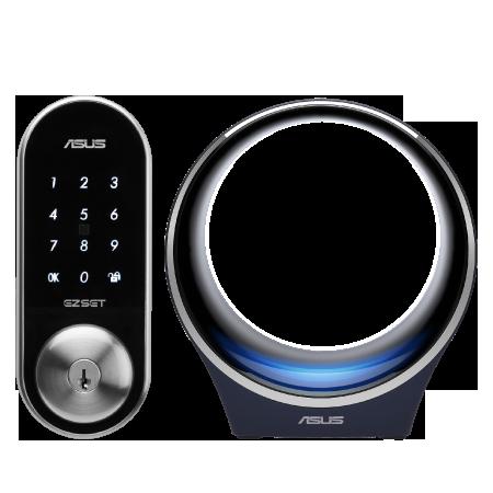 ASUS SmartHome Smart Door Lock-Front