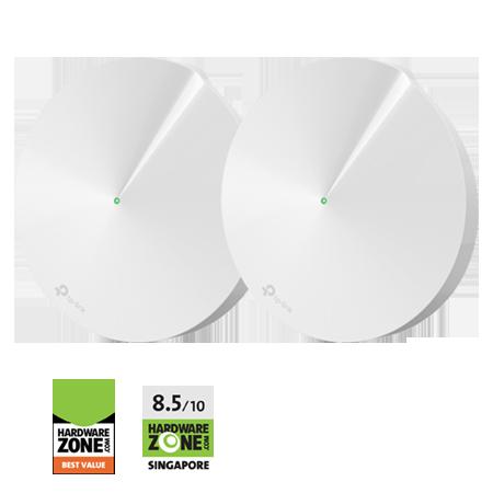 tp-link deco m9 wifi mesh