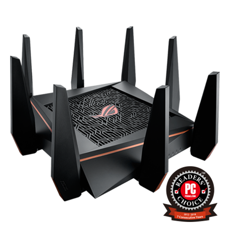 asus rog router