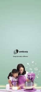 Sembcorp Power Promotions