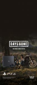 Days Gone PS4 Pro Bundle