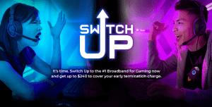 gamer switch up
