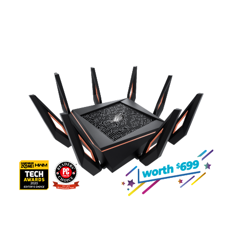 asus rog gt-ax11000 router